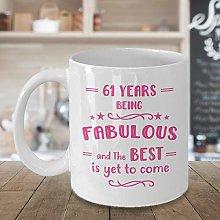 61st Birthday Gifts for Women 61st Birthday Gift
