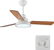 62 Inch Ceiling Fan with Integrated Light Kit and