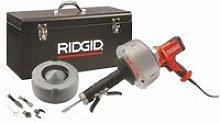 63698 K45-AF5 Drain Cleaning Gun Kit 240V - Ridgid