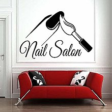 64x42cm Art Wall Sticker Removable Decal