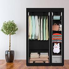 67' Portable Clothes Closet Wardrobe with