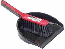 67833 Dustpan and Brush Set - Draper Redline