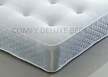 6FT Memory Form Mattress with Quilted Tufted