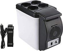 6L Mini Car Refrigerator Auto Camping Fridge
