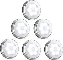 6Light-Emitting Diode Human Body Induction Lamp