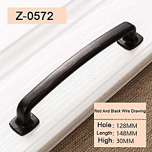 6Pack Sliding Door Handle Wardrobe Bedroom Handle