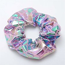 6Pieces Glitter Bling Metalic Large Hair