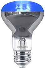 6w LED R63 Reflector Light Bulb Blue E27