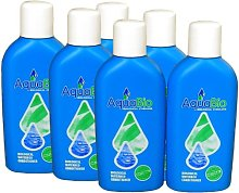 6x Aqua Organic Super Concentrate Natural Water
