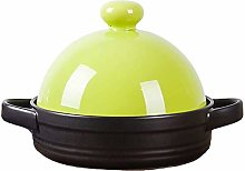 7.5Inch Natural Tagine Cooking Pot, Tajine with