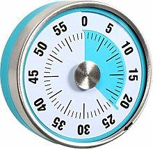 7.8CM Round Visual Analog Timer Countdown Clock 60