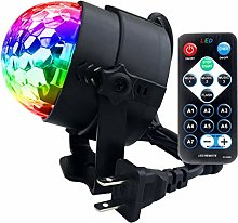 7 Colour Party Light with Remote Control |