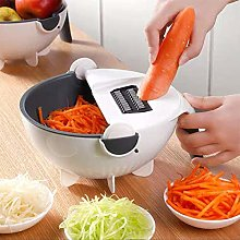 7 in 1 Mandolin Slicer, Vegetable and Onion