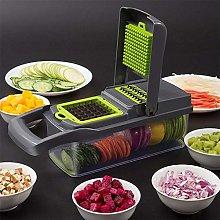 7 in 1 Multifunction Vegetable Cutter Food Slicer
