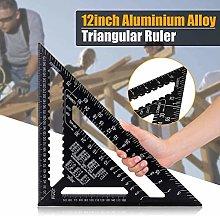 7 inch/12 inch Metric Aluminum Alloy Triangle