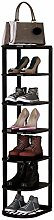 7-Layer Shoe Rack, Simple Metal Shoe Rack,