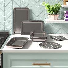 7 Piece Non-Stick Bakeware Set Wayfair Basics