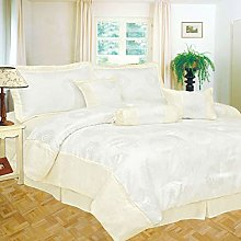 7 Piece Quilted Luxury Jacquard