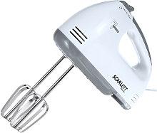 7-Speed 180W Electric Handheld Mixer Food Blender