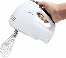 7 Speed Hand Mixer Electric Whisk Hand