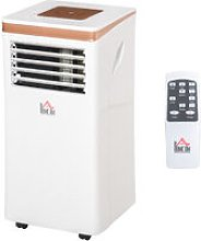 7000 BTU Portable Air Conditioner 4 Modes LED