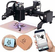 7000mW Engraving Machine, CNC Engraver for