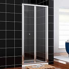700mm Bifold Shower Enclosure Shower Door