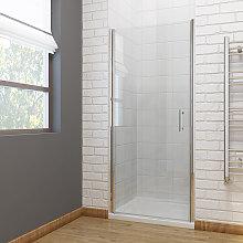 700mm Pivot Shower Door 6mm Safety Glass