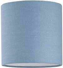 70207 lampshade teal linen for 54221 pendant