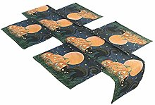 70x13Inch Halloween Table Runner, Tablecloth Table