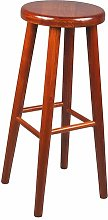 71cm Bar Stool Marlow Home Co. Colour: Rot