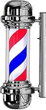 71cm Wall Mounted LED Barber Pole Lamp Outdoor