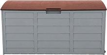 75gal 260L Outdoor Garden Plastic Storage Deck Box