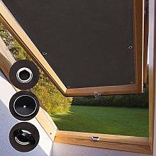 76 * 115cm Blackout Roof Skylight Blind Window