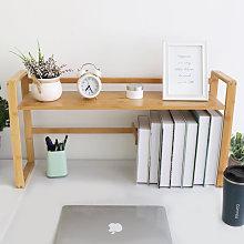 76 cm Enlarged Table Desktop Storage Rack Book