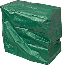 76228 Heavy Duty Barbecue BBQ Garden Cover Large