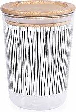 77L Food Storage Jar, 16.9 FL OZ (500 ML) Airtight