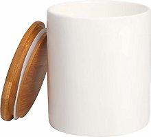 77L Food Storage Jar, Ceramic Food Storage Jar