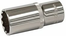 786451 Deep Socket 1/2' Drive 12pt Metric 26mm