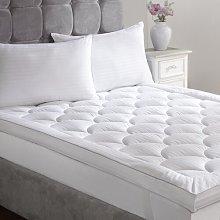 7cm Wool Mattress Topper Symple Stuff Bed Size: