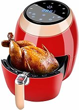 7L Air Fryer 1500W Removable Nonstick Basket Led