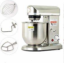 7L Planetary Stand Mixer Kitchen,500W Dough Mixer