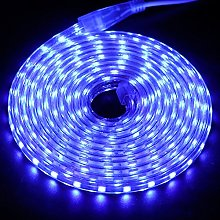 7m LED Strips Lights Blue, 220V- 240V Ribbon SMD