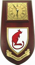 7th Armoured Brigade The Desert Rats Wall / Mess