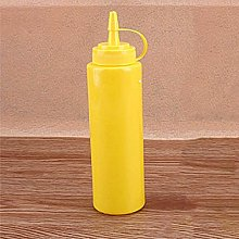 8/12/16/24oz Squeeze Bottle Plastic Ketchup