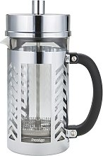 8 Cup Chevron Press Coffee Carafe Prestige
