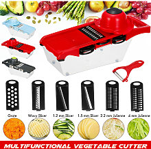 8 in 1 Multifunctional Portable Stainless Steel