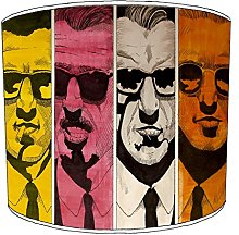 8 Inch Ceiling reservoir dogs lampshades13