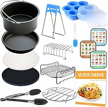 8 inch General Air Fryer Accessories 11 pcs with