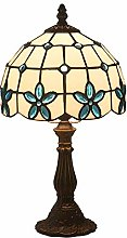 8 inch Tiffany Style Table Lamp Desk Beside Lamps